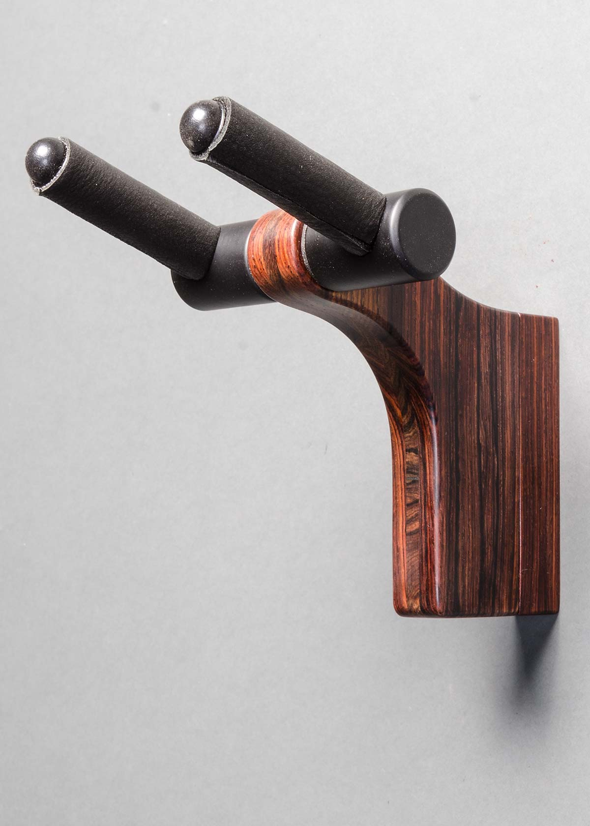 Wall Hanger in Cocobolo